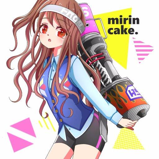 みりんケーキ
